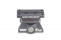 Super Precision - Aimpoint Micro Style Optic Mount - Lower One-Third Co-Witness - Black